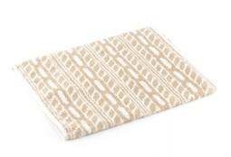13AS01120/40 Полотенце махровое (коричневое)