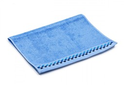 DDWX043BT-B847 Полотенце махровое голубое