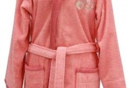 Халат SICURO Somon (розовый)