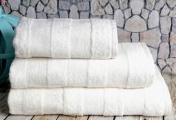 NOVA Ecru (молочный) полотенце банное
