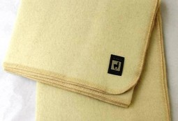 Одеяло INCALPACA (46% шерсть альпака, 33% шерсть мериноса,15% хлопок) OA-2