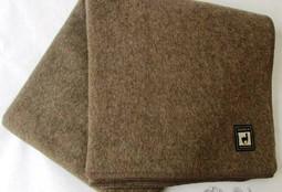 Одеяло INCALPACA (46% шерсть альпака, 33% шерсть мериноса,15% хлопок) OA-3