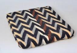 Одеяло шерстяное Жаккард арт.5 85%шерсть, 15%ПЕ