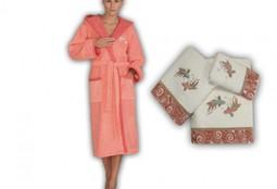 Полотенце банное RICHIESTA SOMON (св. розовый)