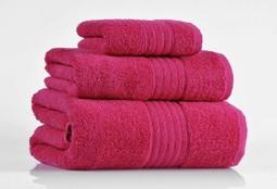 Shalla полотенца Fusya (малиновый)