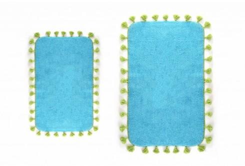 JOY Mavi (голубой) Коврик для ванной