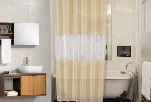 YE-0001A Штора для ванной