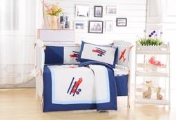 Постельное белье в кроватку (арт. DK)