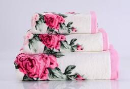 Полотенца Valtery Rosy